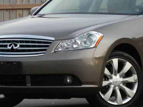 2006 Infiniti M35 for sale at Moto Zone Inc in Melrose Park IL