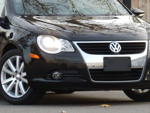 2009 Volkswagen Eos for sale at Moto Zone Inc in Melrose Park IL