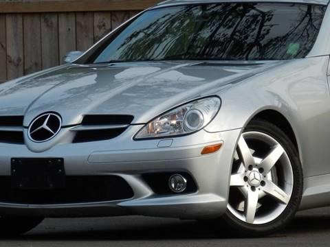2005 Mercedes-Benz SLK for sale at Moto Zone Inc in Melrose Park IL