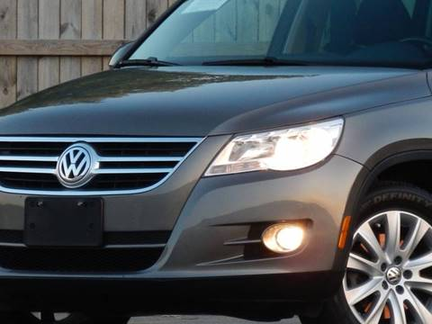 2009 Volkswagen Tiguan for sale at Moto Zone Inc in Melrose Park IL
