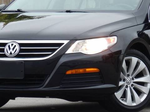 2011 Volkswagen CC for sale at Moto Zone Inc in Melrose Park IL