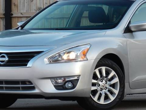2013 Nissan Altima for sale at Moto Zone Inc in Melrose Park IL