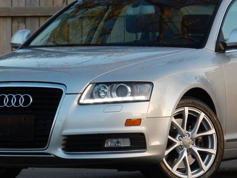 2009 Audi A6 for sale at Moto Zone Inc in Melrose Park IL