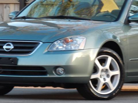 2004 Nissan Altima for sale at Moto Zone Inc in Melrose Park IL