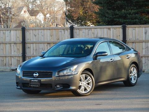 2011 Nissan Maxima For Sale At Moto Zone Inc In Melrose Park IL