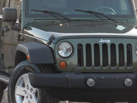 2008 Jeep Wrangler Unlimited for sale in Melrose Park, IL