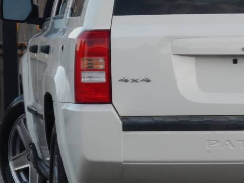 2007 Jeep Patriot Sport for sale at Moto Zone Inc in Melrose Park IL