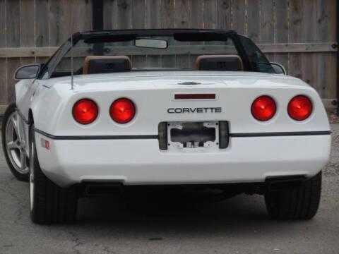 1989 Chevrolet Corvette for sale at Moto Zone Inc in Melrose Park IL