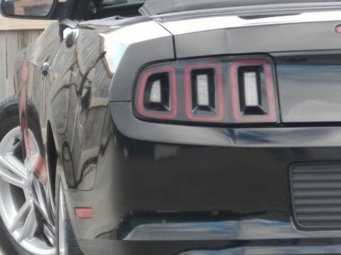 2014 Ford Mustang V6 for sale at Moto Zone Inc in Melrose Park IL