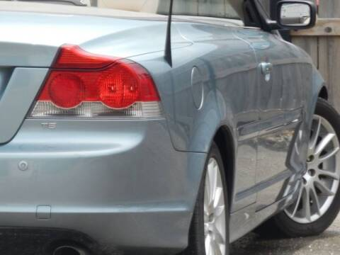 2007 Volvo C70 T5 for sale at Moto Zone Inc in Melrose Park IL