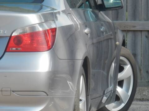 2006 BMW 5 Series for sale at Moto Zone Inc in Melrose Park IL