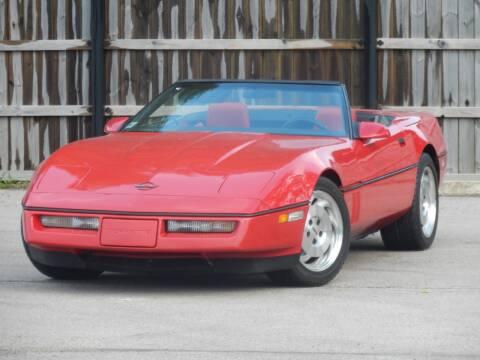 1987 Chevrolet Corvette for sale at Moto Zone Inc in Melrose Park IL