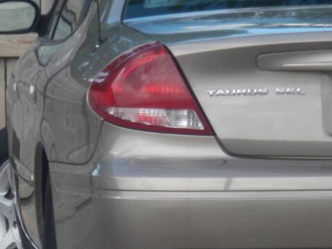 2006 Ford Taurus for sale at Moto Zone Inc in Melrose Park IL