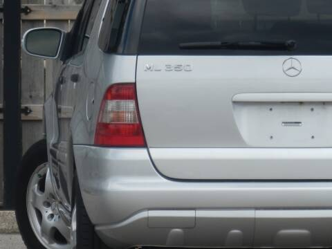 2004 Mercedes-Benz M-Class for sale at Moto Zone Inc in Melrose Park IL