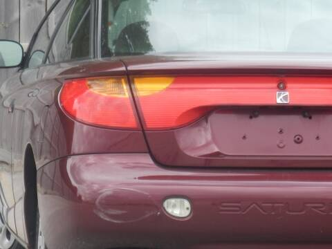 2002 Saturn S-Series for sale at Moto Zone Inc in Melrose Park IL