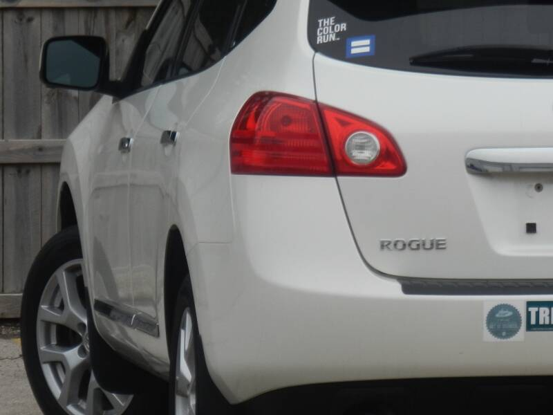 2012 Nissan Rogue for sale at Moto Zone Inc in Melrose Park IL