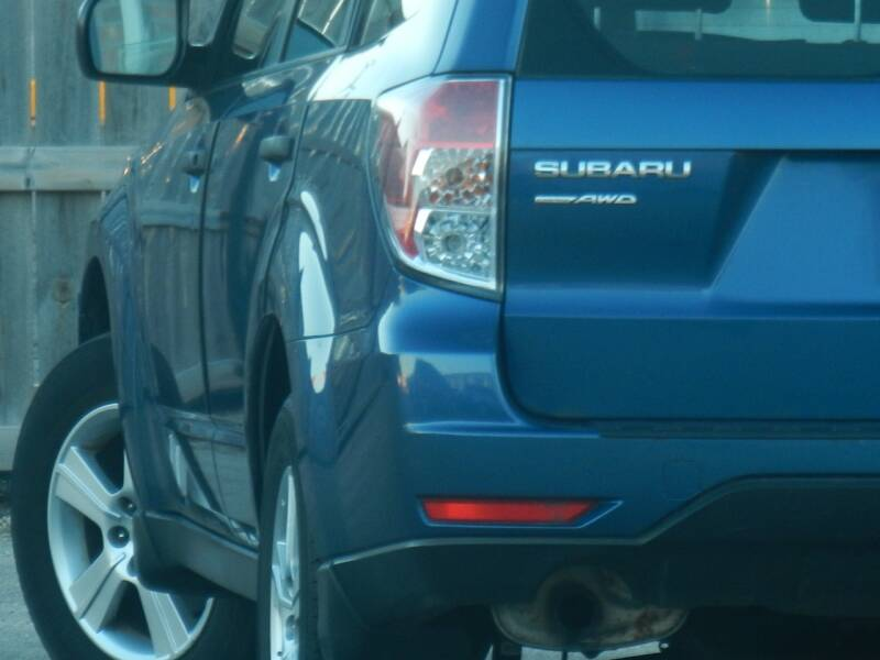 2011 Subaru Forester for sale at Moto Zone Inc in Melrose Park IL