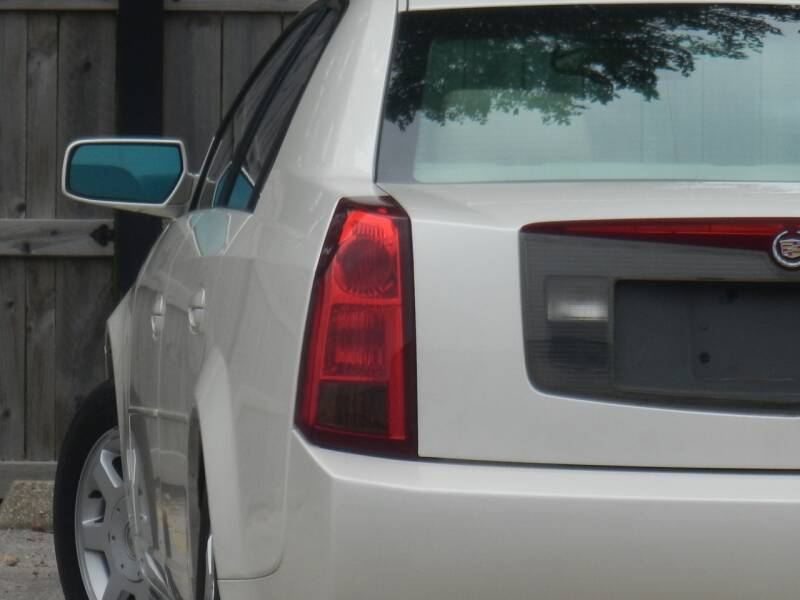 2003 Cadillac CTS for sale at Moto Zone Inc in Melrose Park IL