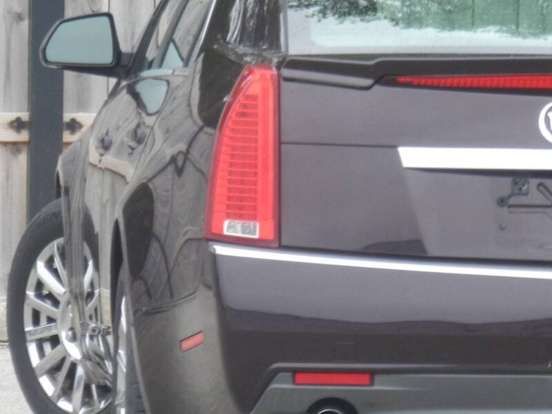 2008 Cadillac CTS for sale at Moto Zone Inc in Melrose Park IL