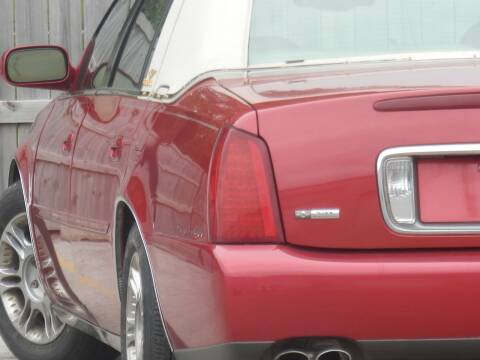 2004 Cadillac DeVille for sale at Moto Zone Inc in Melrose Park IL