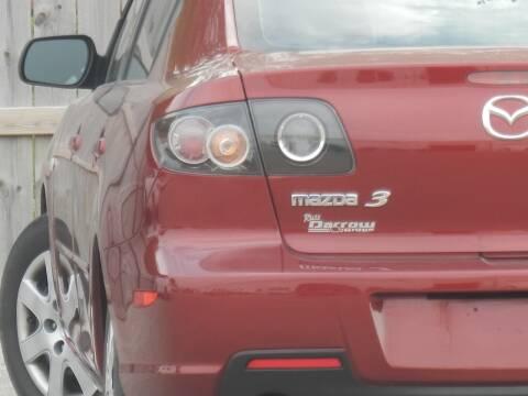 2008 Mazda MAZDA3 for sale at Moto Zone Inc in Melrose Park IL