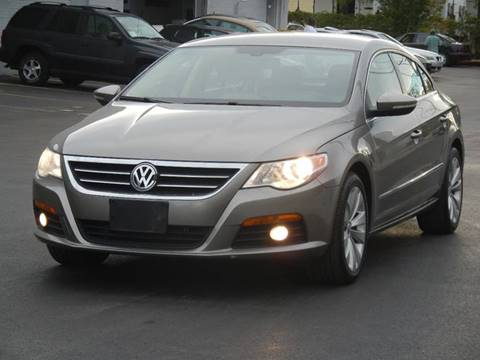 2009 Volkswagen CC for sale at Moto Zone Inc in Melrose Park IL