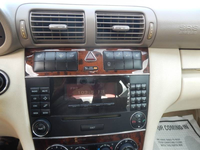 2006 Mercedes-Benz C-Class for sale at Moto Zone Inc in Melrose Park IL