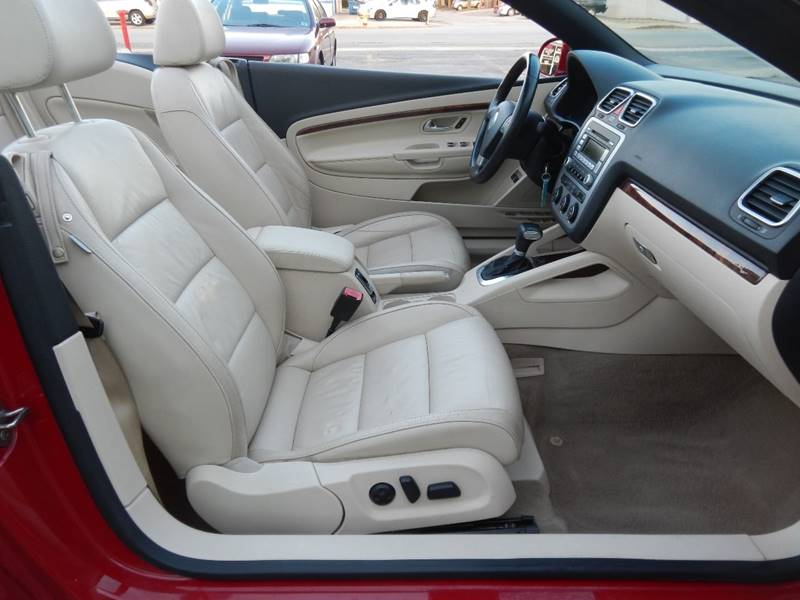 2007 Volkswagen Eos for sale at Moto Zone Inc in Melrose Park IL