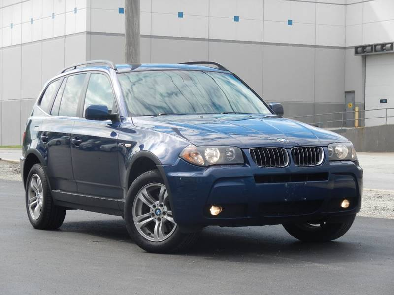 2006 BMW X3 for sale at Moto Zone Inc in Melrose Park IL