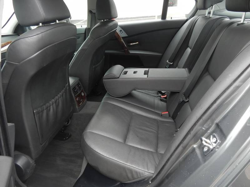 2007 BMW 5 Series for sale at Moto Zone Inc in Melrose Park IL
