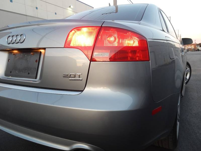 2008 Audi A4 for sale at Moto Zone Inc in Melrose Park IL