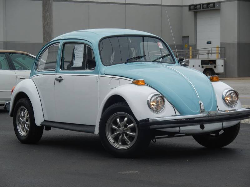 1974 Volkswagen Beetle for sale at Moto Zone Inc in Melrose Park IL
