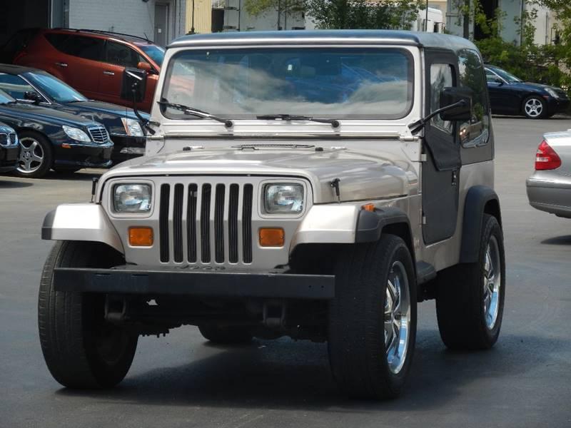 Wrangler Rio Grande 2dr 4WD SUV | eBay