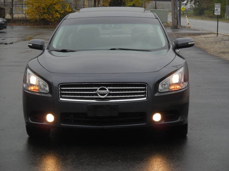 2009 Nissan Maxima for sale at Moto Zone Inc in Melrose Park IL