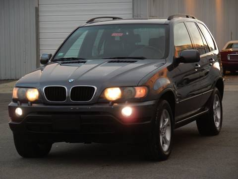 2003 BMW X5 for sale at Moto Zone Inc in Melrose Park IL