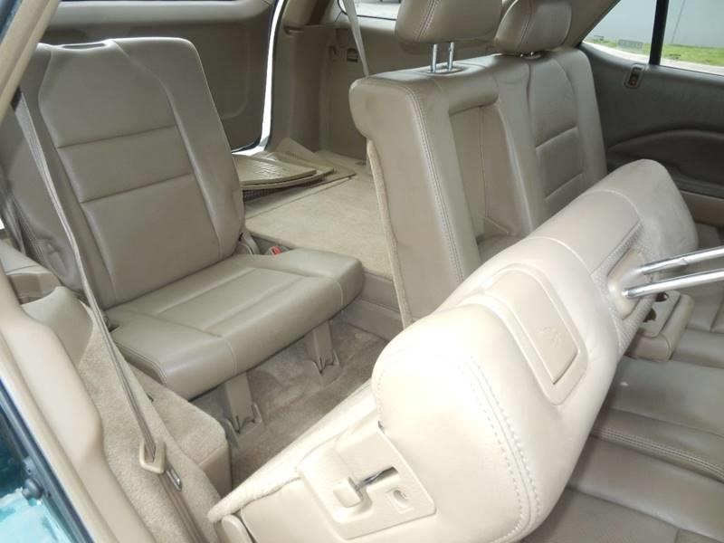 2001 Acura MDX for sale at Moto Zone Inc in Melrose Park IL