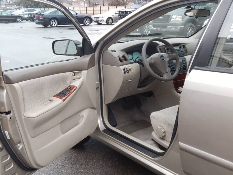 2004 Toyota Corolla for sale at Moto Zone Inc in Melrose Park IL