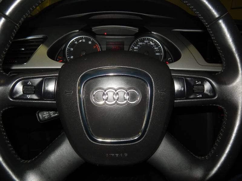 2009 Audi A4 for sale at Moto Zone Inc in Melrose Park IL
