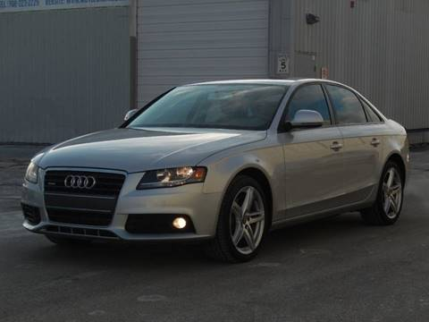 2009 Audi A4 for sale in Melrose Park, IL