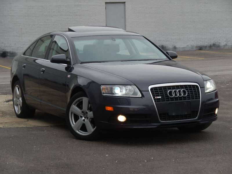 2008 Audi A6 for sale at Moto Zone Inc in Melrose Park IL