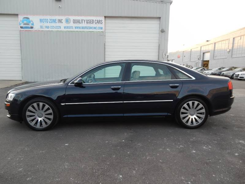 2007 Audi A8 L for sale at Moto Zone Inc in Melrose Park IL