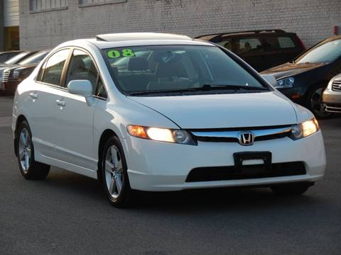 2008 Honda Civic for sale at Moto Zone Inc in Melrose Park IL