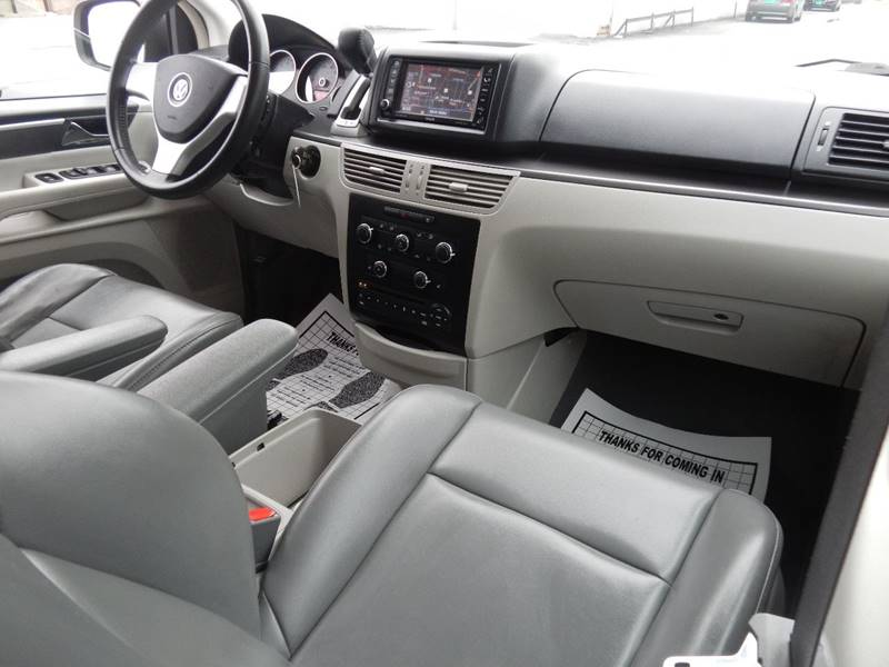2010 Volkswagen Routan for sale at Moto Zone Inc in Melrose Park IL