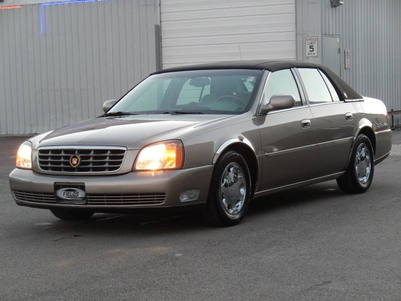 2000 Cadillac DeVille for sale at Moto Zone Inc in Melrose Park IL