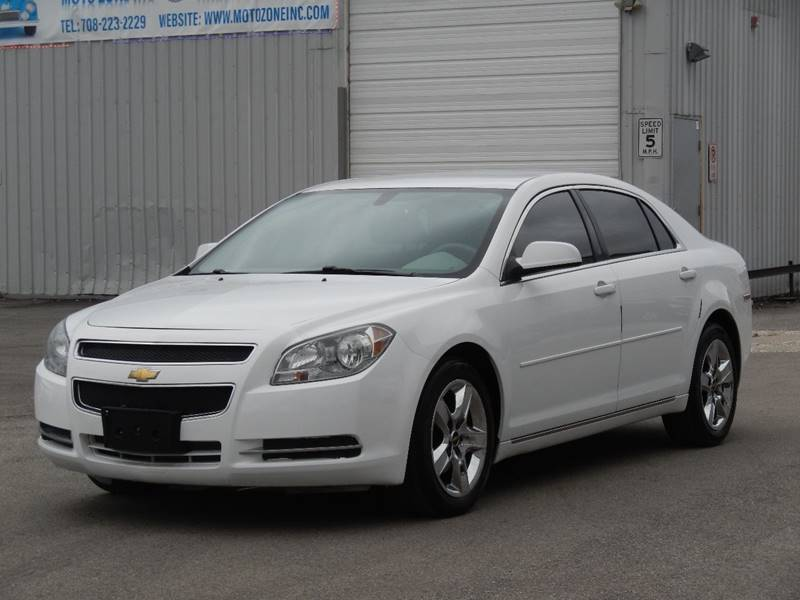 2010 Chevrolet Malibu for sale at Moto Zone Inc in Melrose Park IL