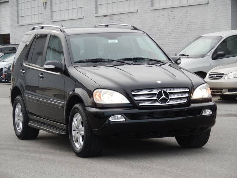 2005 mercedes benz m class for sale at moto zone inc in melrose park