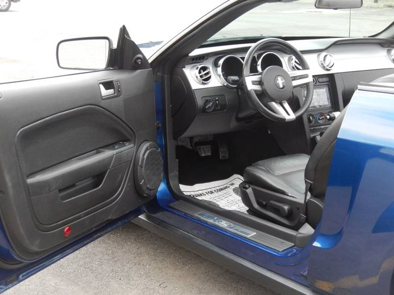 2007 Ford Mustang for sale at Moto Zone Inc in Melrose Park IL