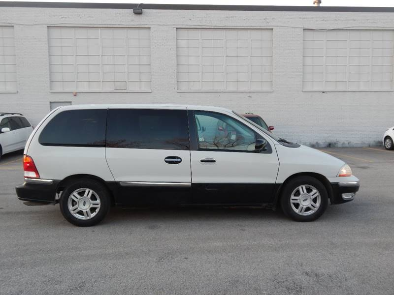 2001 Ford Windstar for sale at Moto Zone Inc in Melrose Park IL