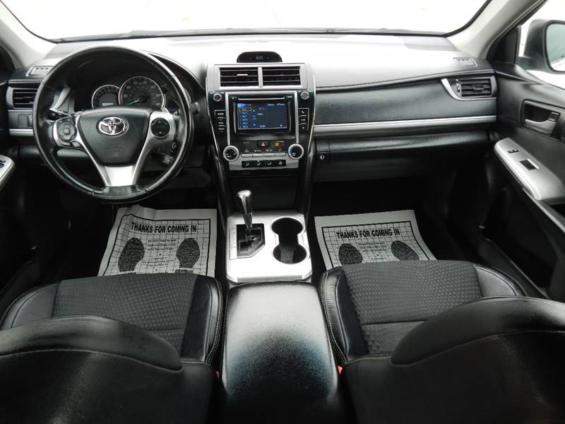 2013 Toyota Camry for sale at Moto Zone Inc in Melrose Park IL