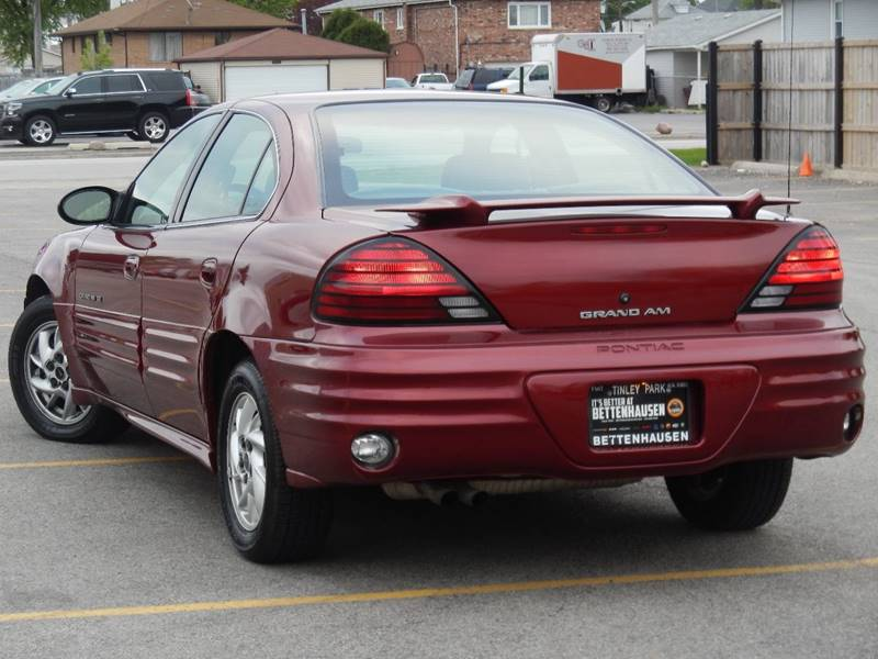 2002 Pontiac Grand Am for sale at Moto Zone Inc in Melrose Park IL